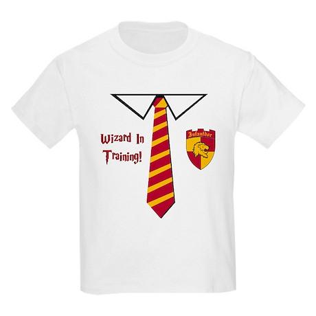 Wizard In Training Kids Light T-Shirt