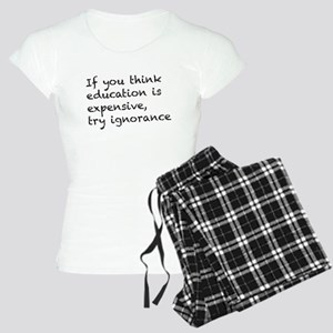 If you think education Women's Light Pajamas