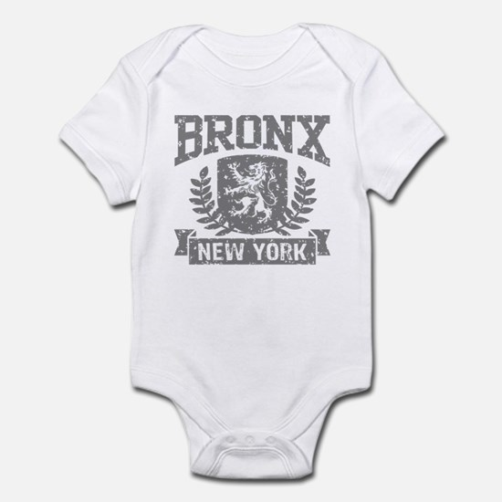 Bronx NY Infant Bodysuit