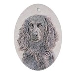 Boykin Spaniel Oval Ornament