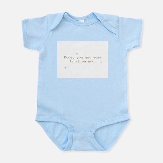Arzt Happens Infant Bodysuit