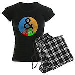 ANDrew / ANDrea Women's Dark Pajamas