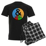 ANDrew / ANDrea Men's Dark Pajamas