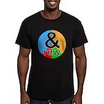 ANDrew / ANDrea Men's Fitted T-Shirt (dark)