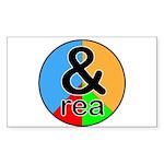 ANDrew / ANDrea Sticker (Rectangle 10 pk)