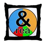 ANDrew / ANDrea Throw Pillow