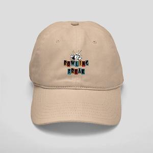Retro Vintage Bowling Freak Cap