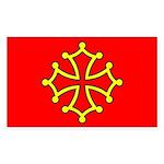 Occitan Flag Sticker