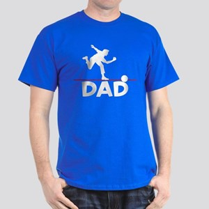 Bowling Dad Bowler Dark T-Shirt