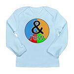 ANDrew / ANDrea Long Sleeve Infant T-Shirt