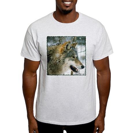 Snowy Ingo Ash Grey T-Shirt
