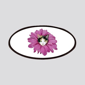 Calico Cat Flower Patches