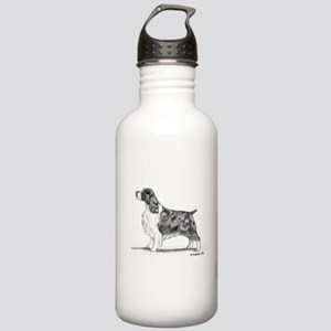 English Springer Spaniel Stainless Water Bottle 1.