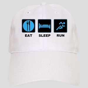 Eat sleep run Cap