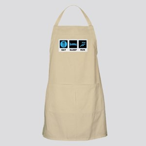 Eat sleep run Apron