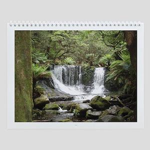 Horshoe Falls (cover)Tasmania Wall Calendar