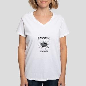Judgement Day Women's V-Neck T-Shirt