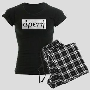 Arete Women's Dark Pajamas