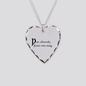 Thaes Ofereode Necklace Heart Charm