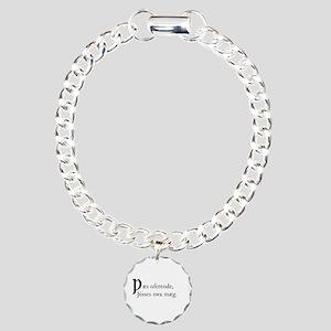 Thaes Ofereode Charm Bracelet, One Charm