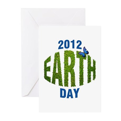 Earth Day 2012 Greeting Cards (Pk of 10)