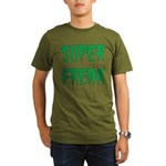 Super Freak Organic Men's T-Shirt (dark)