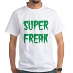 Super Freak White T-Shirt