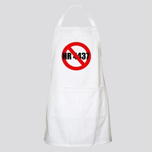 No HR 4437 BBQ Apron