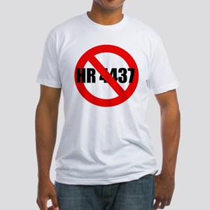 No HR 4437 Fitted T-Shirt