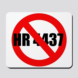 No HR 4437 Mousepad