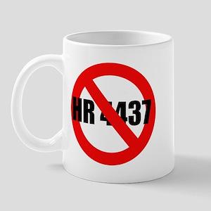 No HR 4437 Mug