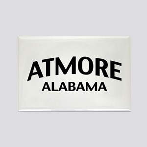 Atmore Alabama Rectangle Magnet