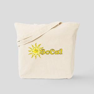 SoCal Sunshine Tote Bag
