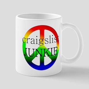craigslist JUNKIE Mug