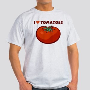 I Love Tomatoes Light T-Shirt