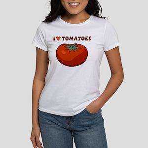 I Love Tomatoes Women's T-Shirt