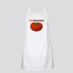 I Love Tomatoes Apron