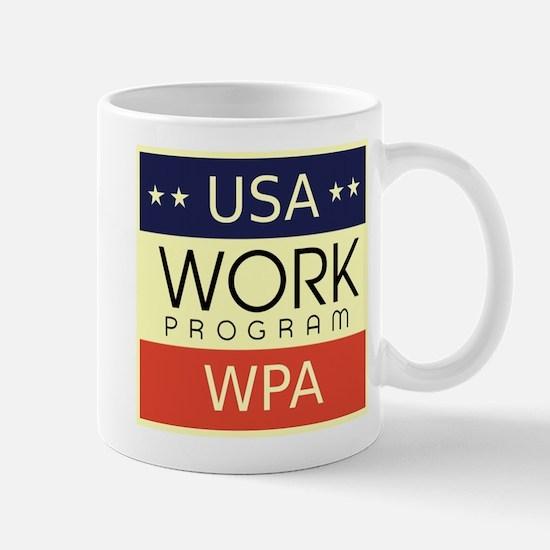 WPA Logo Mug