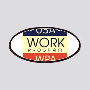 WPA Logo Patches