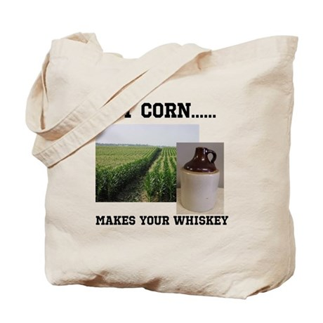 Corn Growers Tote Bag