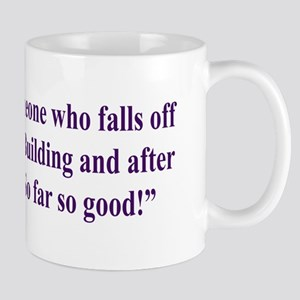 An optimist is Mug