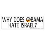 Anti-Obama Why Does Obama Hate Israel (50 pk)
