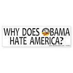 Anti-Obama Why Does Obama Hate America (10 pk)