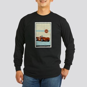 Monaco Long Sleeve Dark T-Shirt