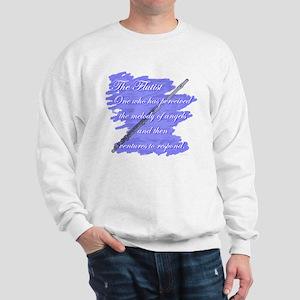Flutist Verse Sweatshirt