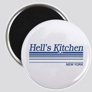 Hell's Kitchen New York Magnet