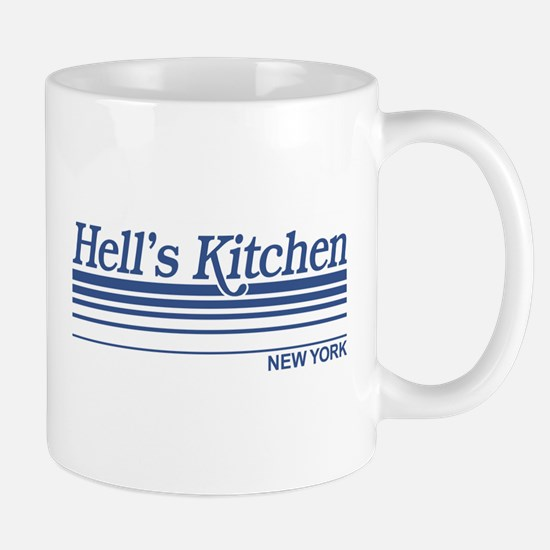 Hell's Kitchen New York Mug