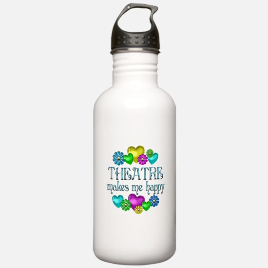 Theatre Happiness Water Bottle