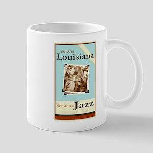 Travel Louisiana - Jazz Mug