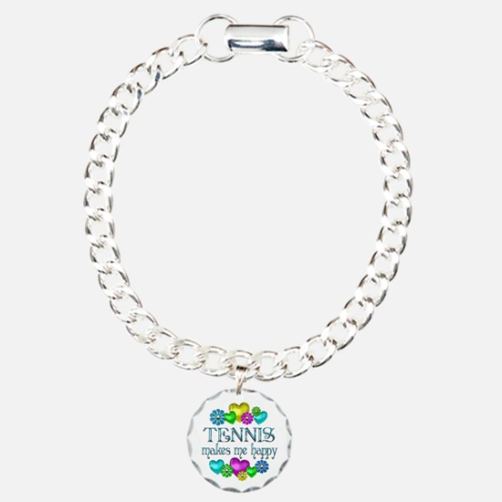 Tennis Happiness Bracelet